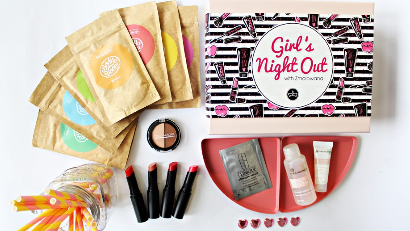 beGLOSSY Girl's Night Out with Zmalowana
