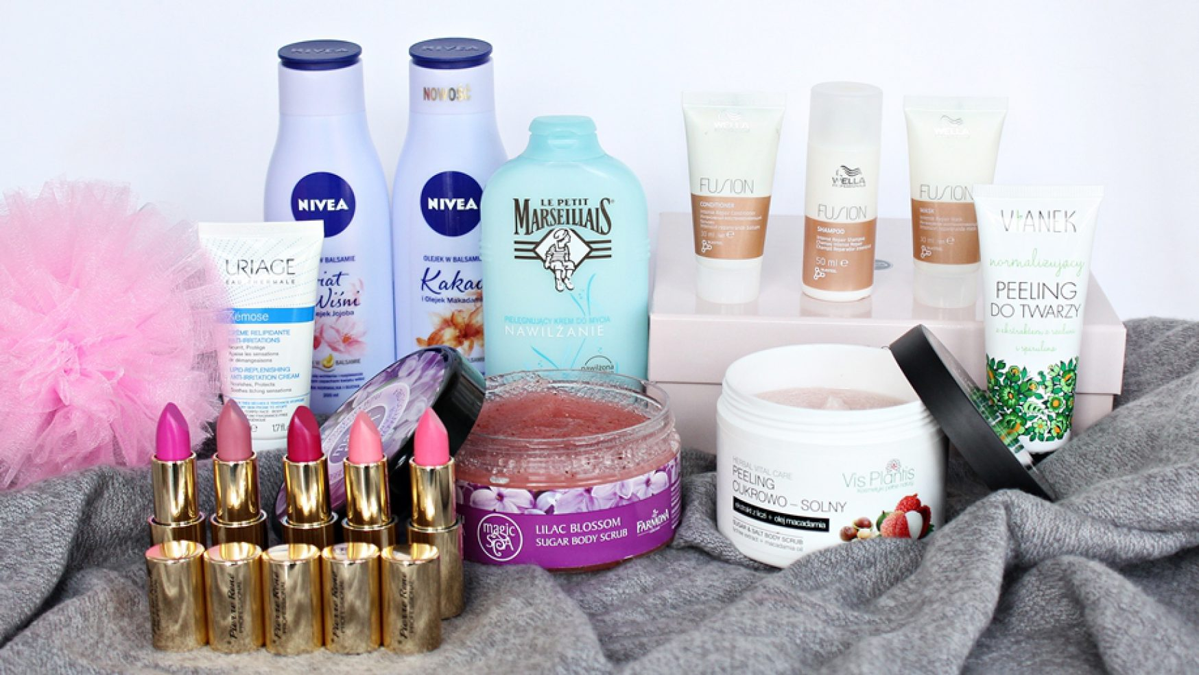 beGLOSSY Daily Routine