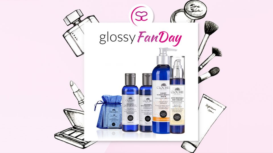 WYNIKI KONKURSU GLOSSY FAN DAY – CLOCHEE