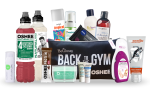 BeGlossy BACK TO THE GYM powered by OSHEE (ABCD)