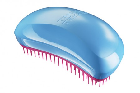Salon Elite Hairbrush szczotka do włosów Blue Blush