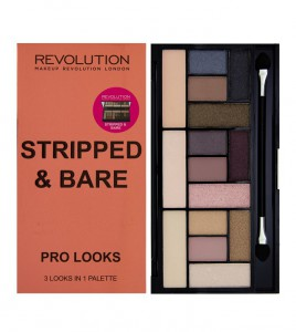Pro Looks Stripped & Bare paleta 15 cieni