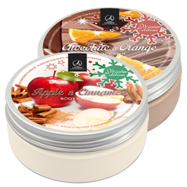 Body Creme Winter Edition
