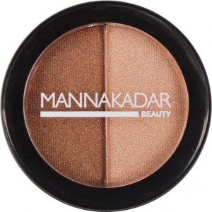 Radiance Split Pan Bronzer and Highlighter Duo