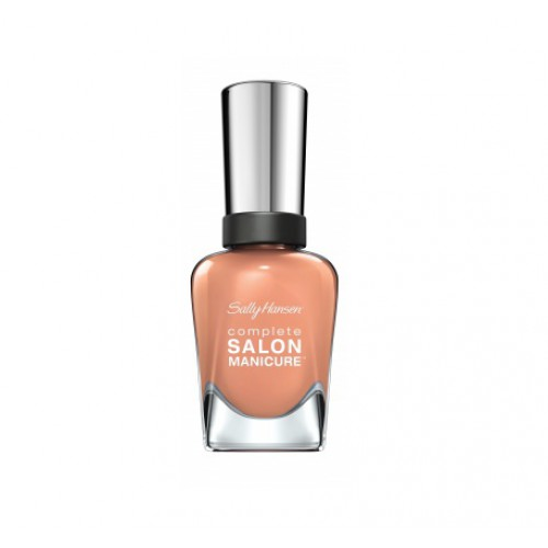 Complete Salon Manicure lakier do paznokci 214 Freedom Of Peach