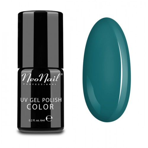 UV Gel Polish Color lakier hybrydowy 2992 Turquoise