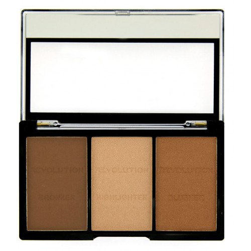 Ultra Sculpt & Contour Kit zestaw do konturowania twarzy Ultra Light/Medium