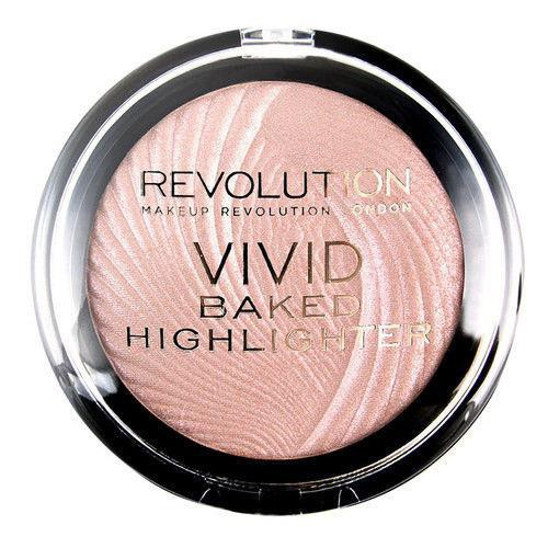 Vivid Baked Highlighter rozświetlacz Peach Lights