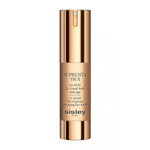 Supremya Yeux At Night The Supreme Anti-Aging Eye Serum Krem do pięgnacji okolic oczu na noc