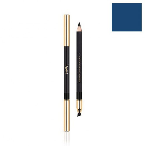 Dessin Du Regard Eye Pencil kredka do oczu 4 Bleu Insolent