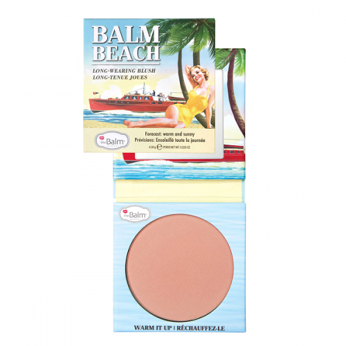 Balm Beach Long Wearing Blush róż do policzków 5,57g