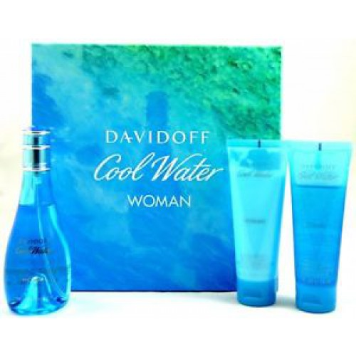 Cool Water for Woman Zestaw