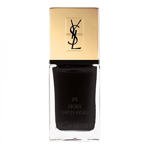 La Laque Couture Nail Laquer lakier do paznokci 73 Noir Over Night