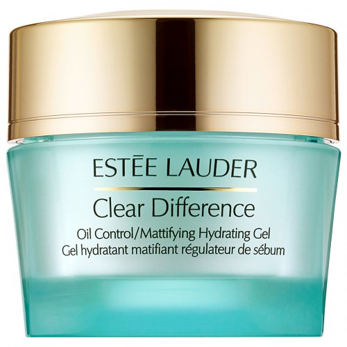 Clear Difference Oil Control Mattifying Hydrating Gel żel matujący do twarzy
