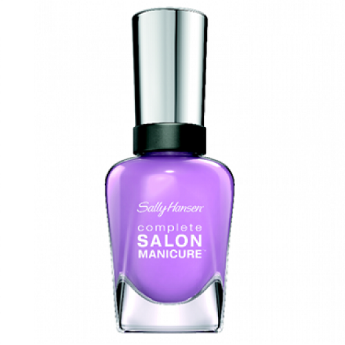 Complete Salon Manicure lakier do paznokci 406 Purple Heart