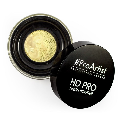 HD PRO FINISH PUDER SYPKI BANANA LOOSE