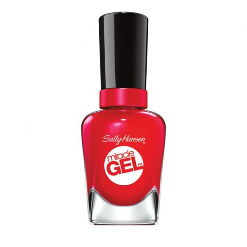 Miracle Gel lakier do paznokci 470 Red Eye