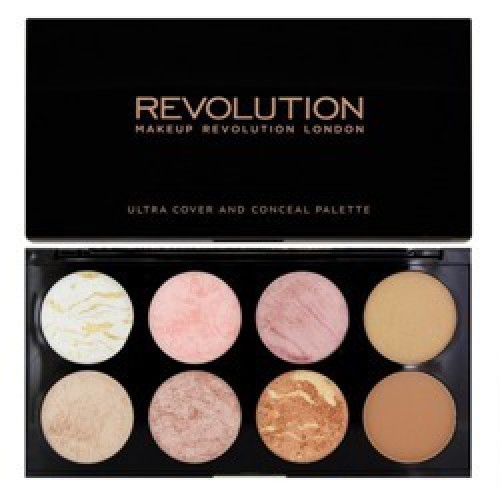 Ultra Professional Blush Palette paleta róży Golden Sugar