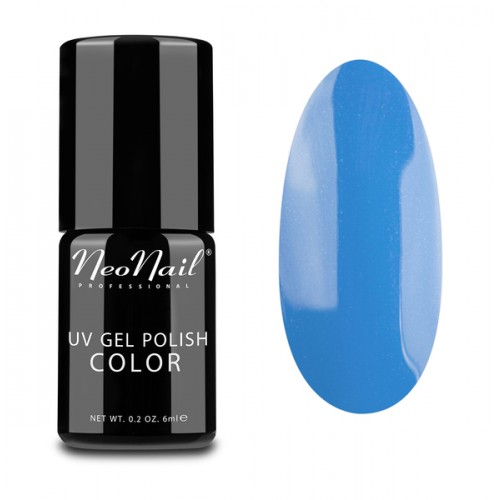 UV Gel Polish Color lakier hybrydowy 3643 Muted Blue
