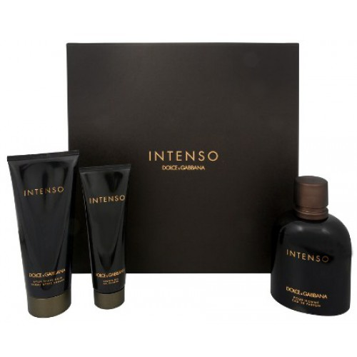 Pour Homme Intenso Zestaw