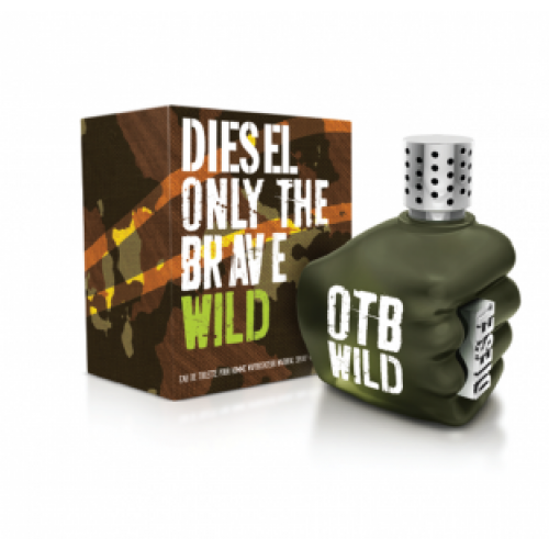 Only The Brave Wild for Man woda toaletowa
