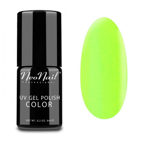 UV Gel Polish Color lakier hybrydowy 4631 Yellow Energy