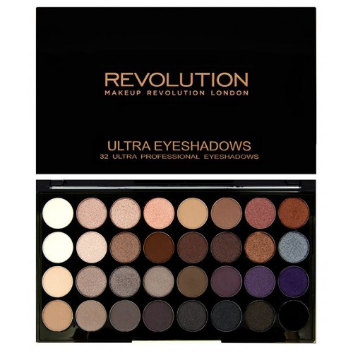 Ultra Eyeshadows Affirmation paleta 32 cieni