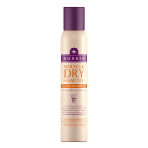 Miracle Dry Shampoo Colour Mate