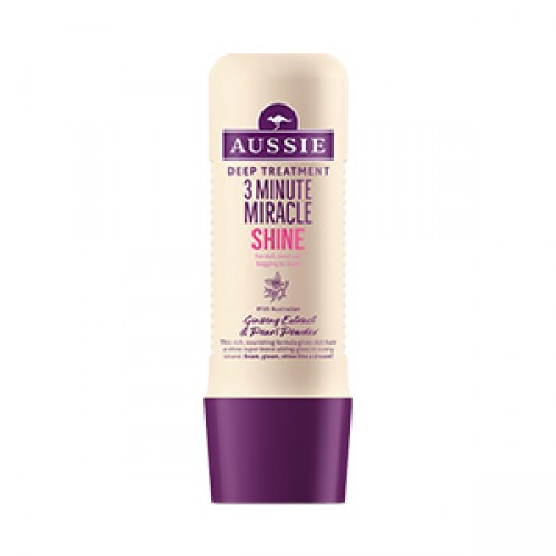 3 Minute Miracle Shine