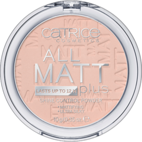 PUDER MATUJĄCY ALL MATT PLUS -015