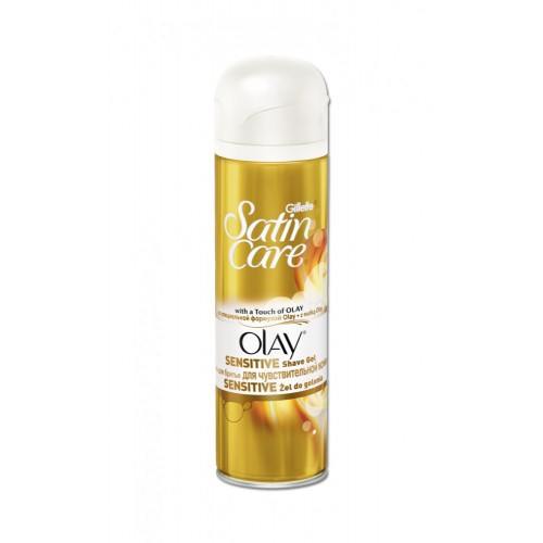 Żel do golenia Gillette Satin Care&Olay