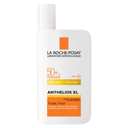 Anthelios XL SPF 50+ Ultralekki Fluid Do Twarzy