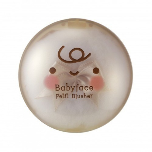BABYFACE PETIT BLUSHER ROMANTIC ROSE RÓŻ DO POLICZKÓW