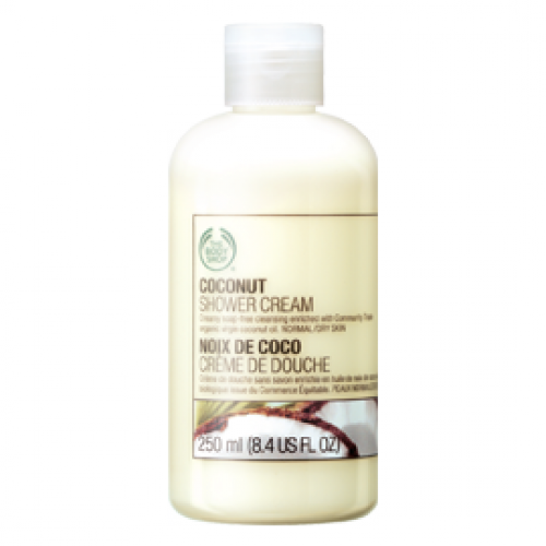 Coconut Bath Shower Gel