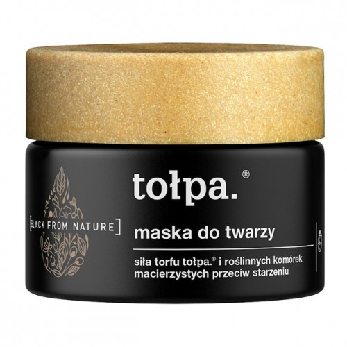 Maska do twarzy - Black From Nature