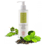 Certified Organic firming green tea body cream