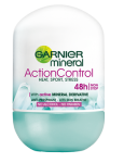 MINERAL ACTION CONTROL ROLL-ON ANTYPERSPIRANT