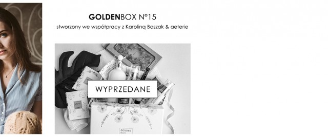 GOLDENBOX No.15