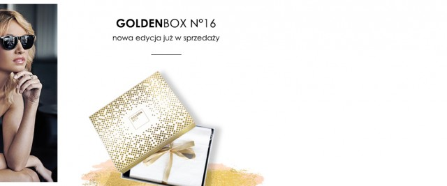 GOLDENBOX No.16